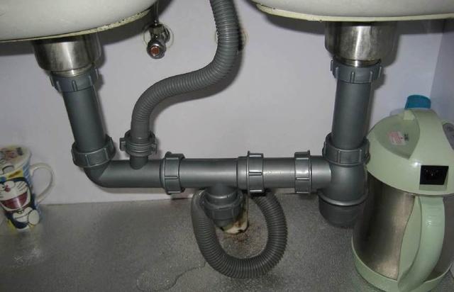 厨房下水道疏通的方法技巧